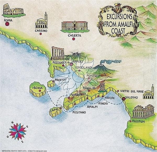 Sunland Viaggi E Turismo Costa Di Amalfi Agenzie Di
